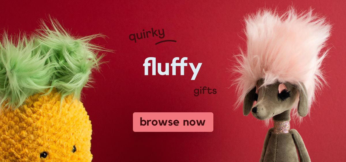 fluffy gifts