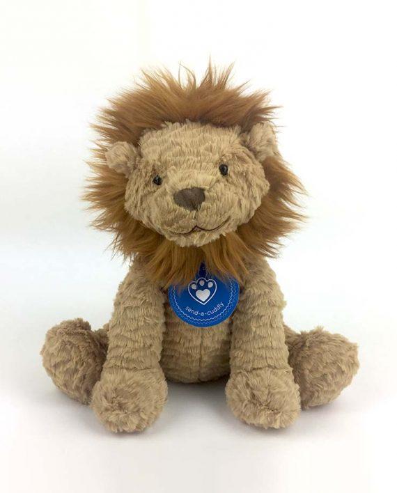 Jellycat Medium Fuddlewuddle Lion soft toy