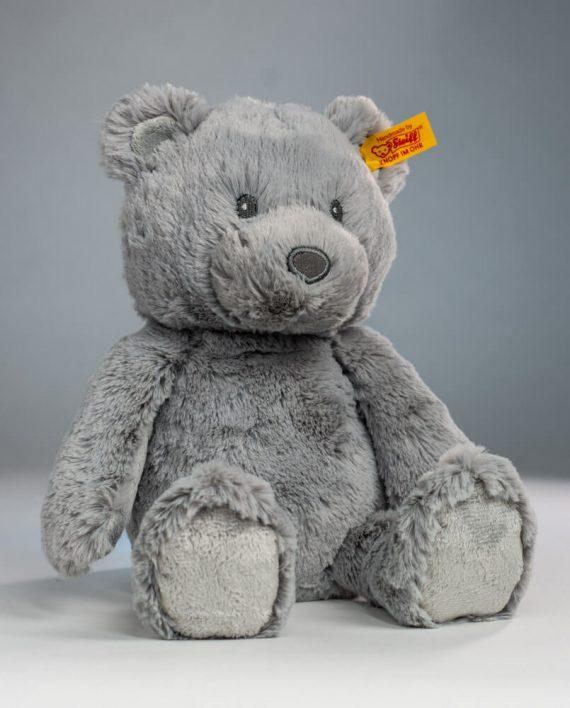 Steiff Grey Bearzy Teddy Bear - Send a Cuddly