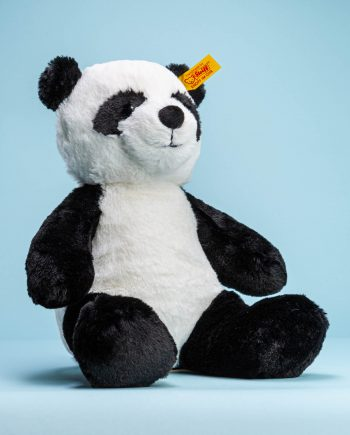 Steiff Ming Panda Soft Toy - Send a Cuddly