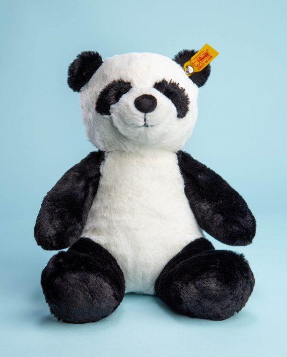 Steiff Ming Panda Soft Toy - Send a Cuddly