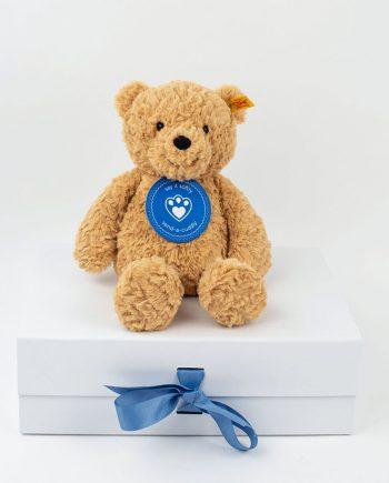 Soft Cuddly Friends Jimmy Bear by Steiff