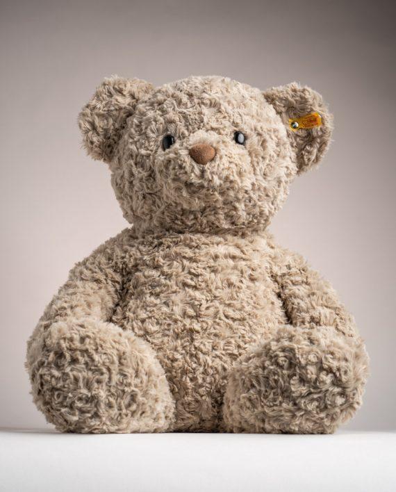 Large Honey Teddy Bear by Steiff- Send a Cuddly