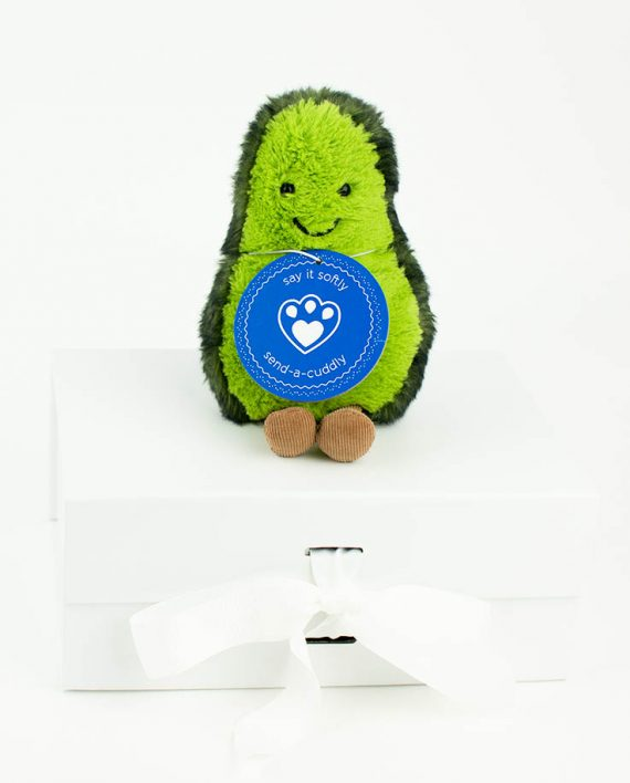 Jellycat Amusables Avocado Soft Toy
