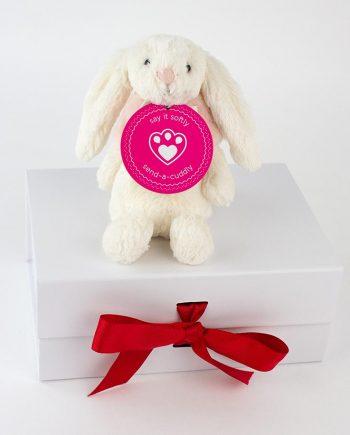Jellycat Cream Snow Bunny
