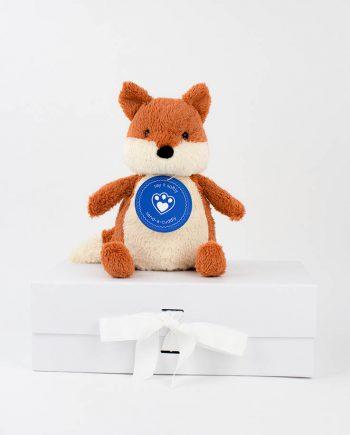 Jellycat Peanut Fox soft toy