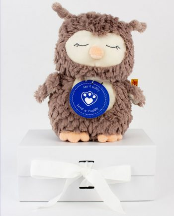Steiff Soft Cuddly Friends Ollie owl
