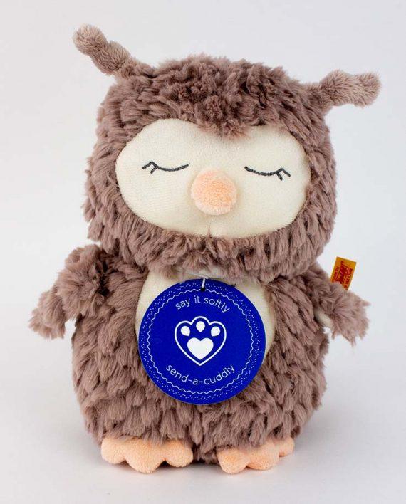 Steiff Soft Cuddly Friends Ollie owl