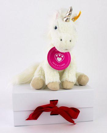 Steiff Unica unicorn gift