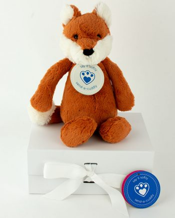 jellycat fox gift