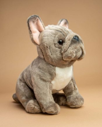 French Bulldog Blue Dog Soft Toy Gift - Send a Cuddly
