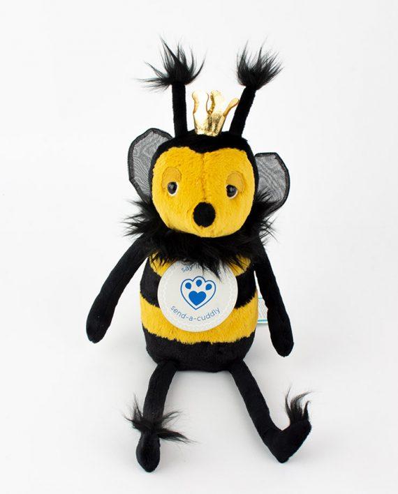 Bee Soft Toy - Send a Cuddly