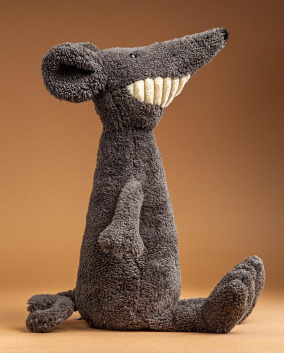 Jellycat Toothy Rat - Send a Cuddly