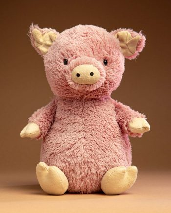 Jellycat Peanut Pig Soft Toy - Send a Cuddly