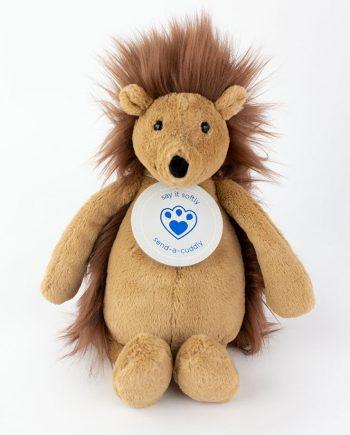Bashful Spike Hedgehog - Send a Cuddly