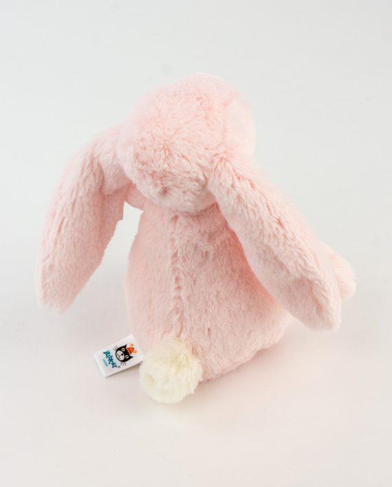 Jellycat Bashful Pink Bunny Rattle - Send a Cuddly