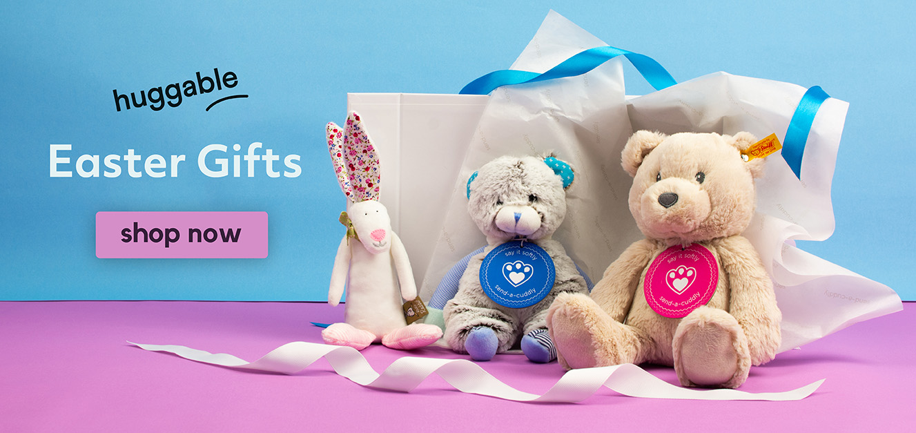 Easter Soft Toy Gifts - Send a Cuddly