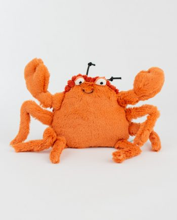 Jellycat Crispin Crab Soft Toy