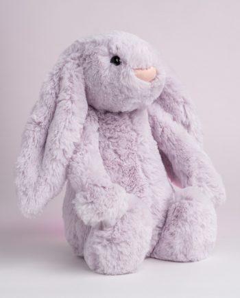 Jellycat Lavender Bunny - Send a Cuddly