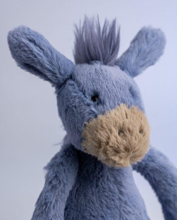Jellycat Bashful Donkey soft toy - Send a Cuddly