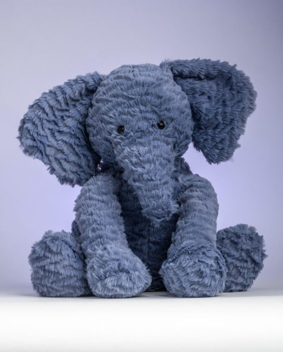 Jellycat Fuddlewuddle Elephant - Send a Cuddly