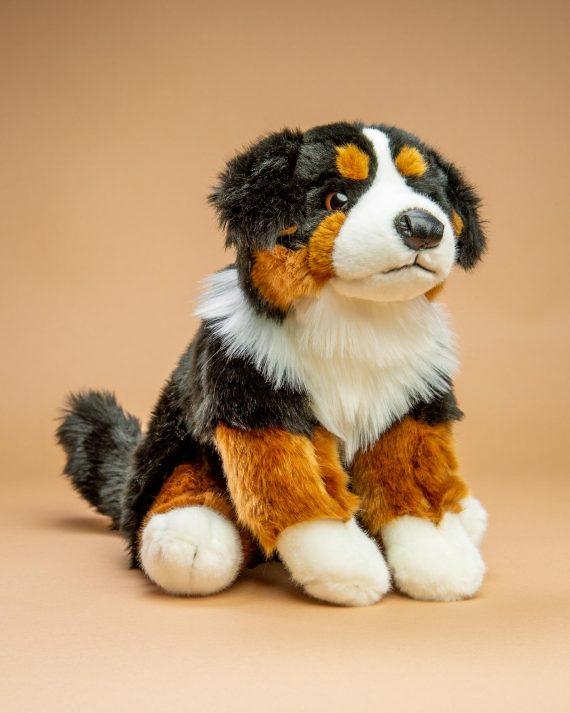 Bernese Mountain Dog Soft Toy Gift - Send a Cuddly