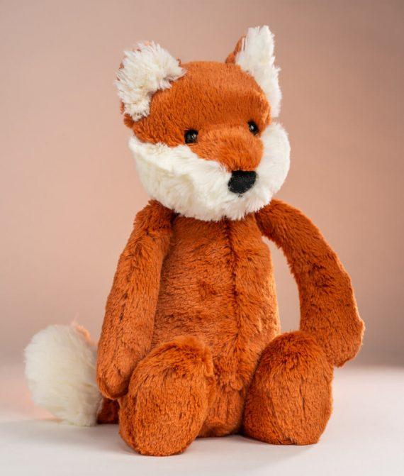 Jellycat Bashful Fox - Send a Cuddly