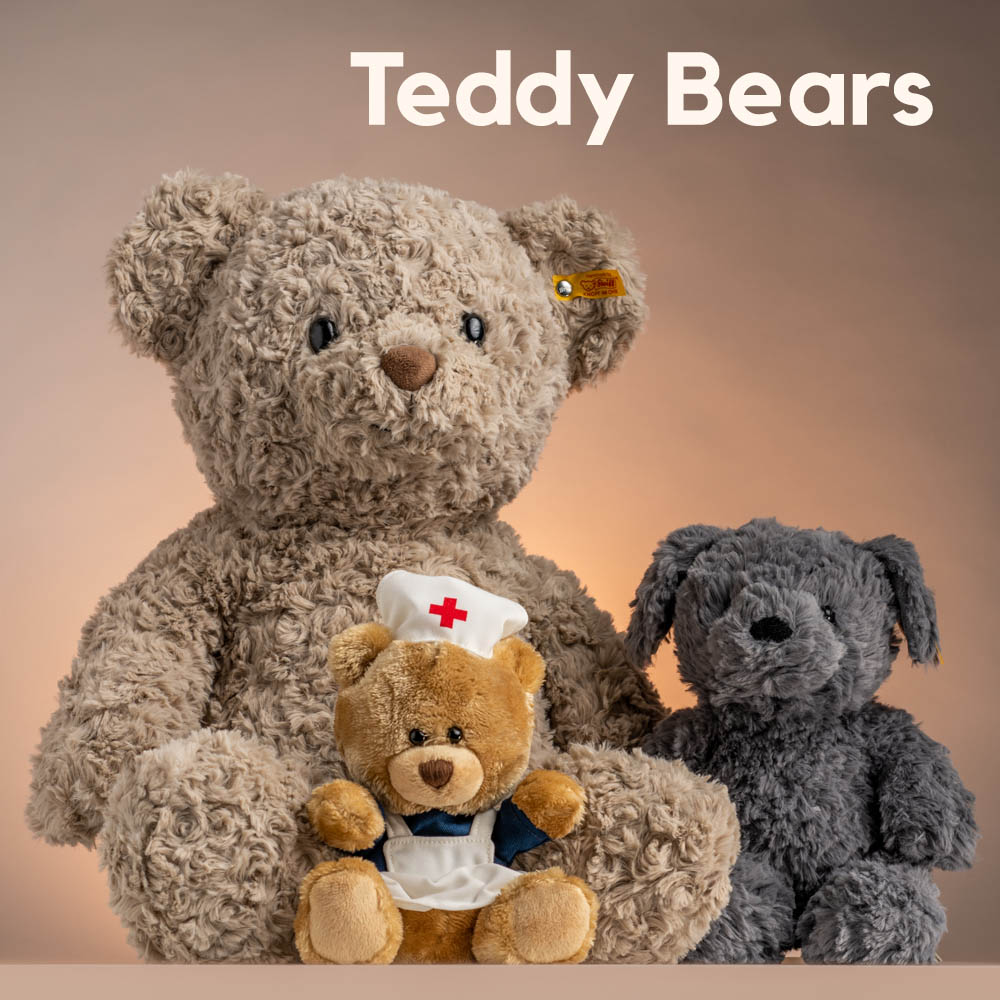 Teddy Bear Soft Toy Gifts - Send a Cuddly