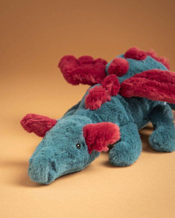 Jellycat Dexter Dragon Soft Toy Gift - Send a Cuddly