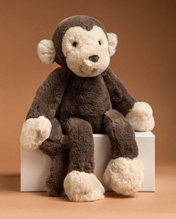Brodie Monkey Send a Cuddly
