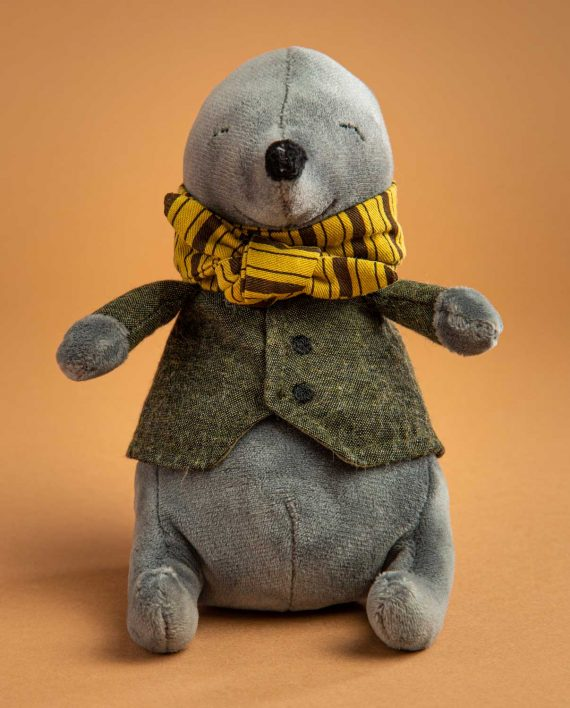 Jellycat Mole Soft Toy Gift - Send a Cuddly