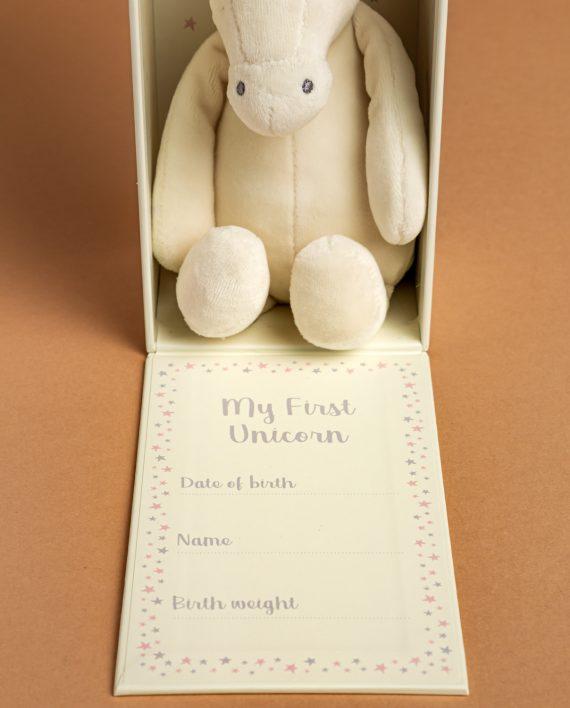 Jellycat My First Unicorn Soft Toy - Send a Cuddly