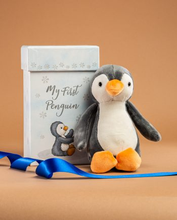Jellycat My First Penguin Soft Toy - Send a Cuddly