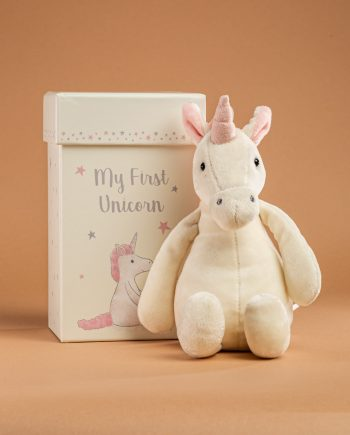 Jellycat My First Unicorn Soft Toy - Send a Cuddly