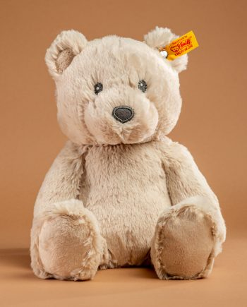 Steiff Beige Bearzy Bear Soft Toy - Send a Cuddly