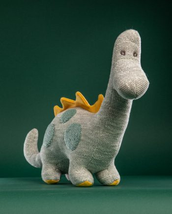 Knitted Organic Cotton Diplo