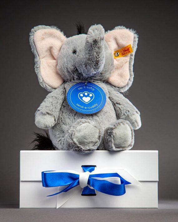 Steiff Ella Elephant Soft Toy