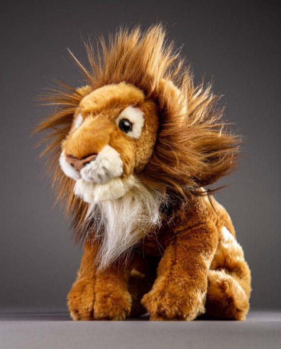 Stunning African Lion Soft Toy - Send a Cuddly