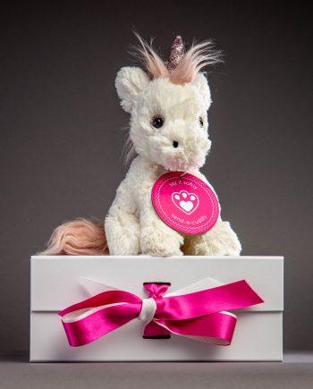 Jellycat Starry-Eyed Unicorn Soft Toy Teddy - Send a Cuddly