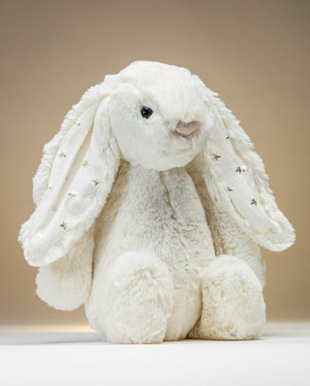 Jellycat Bashful Twinkle Bunny Soft Toy - Send a Cuddly