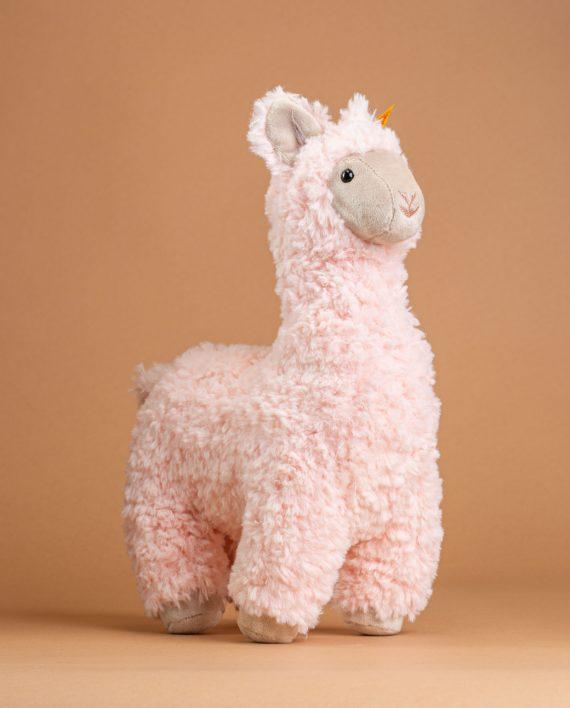 Steiff Luciana Llama - Pink - Send A Cuddly