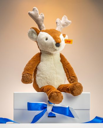 Steiff Nino Deer Soft Toy Gift - Send a Cuddly