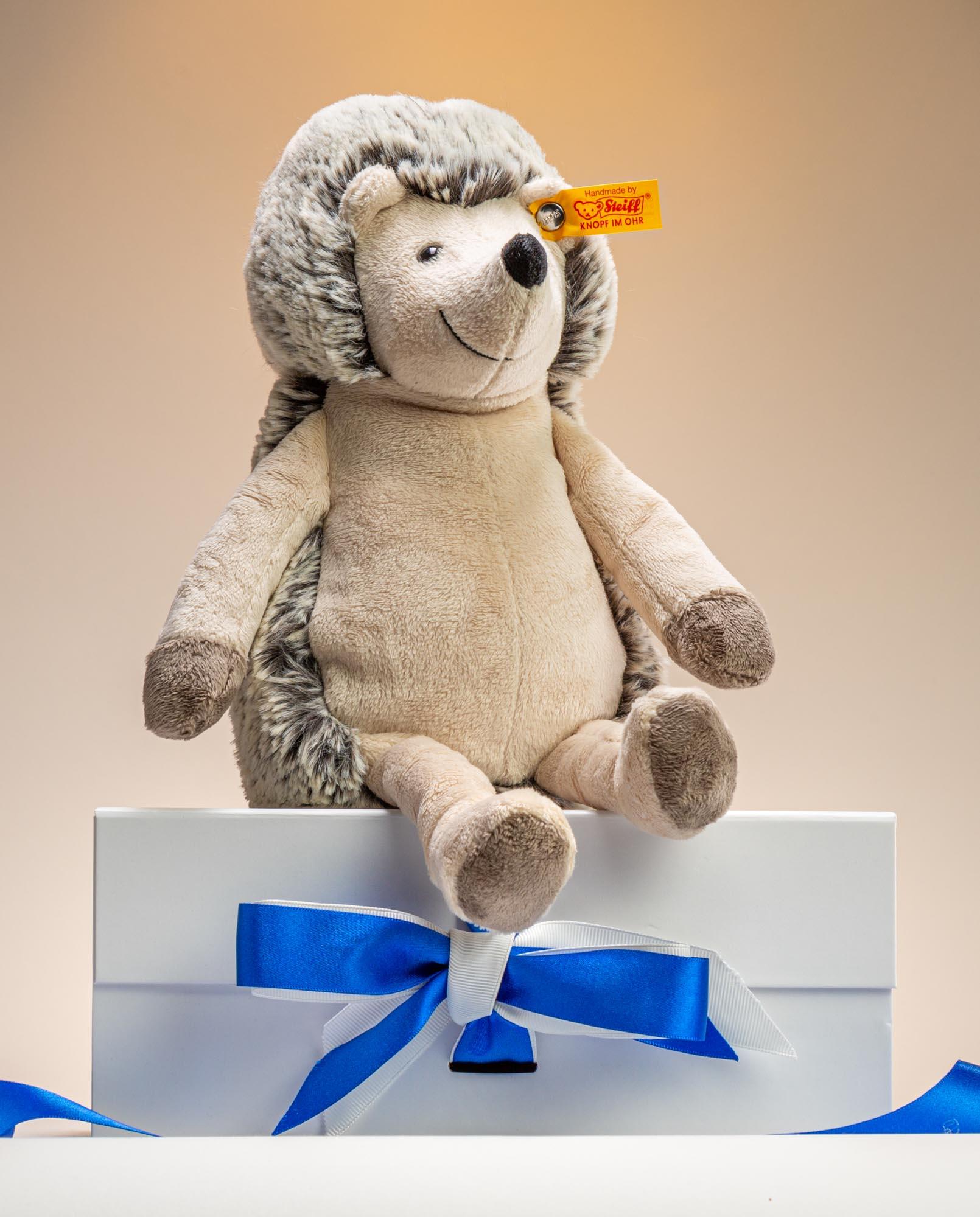 Steiff Hedgy Hedgehog Soft Toy Gift - Send A Cuddly