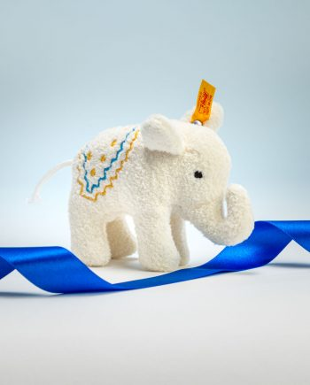 Elephant with Rattle Soft Toy Gift - Send a Cuddly