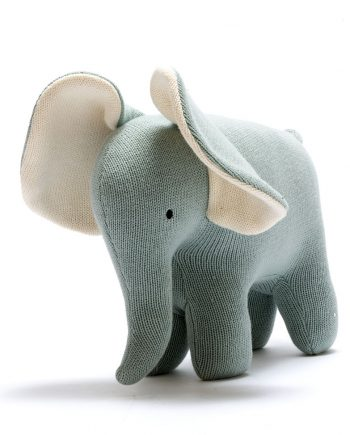 Teal Elephant
