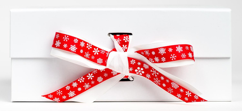 Special Christmas Ribbon