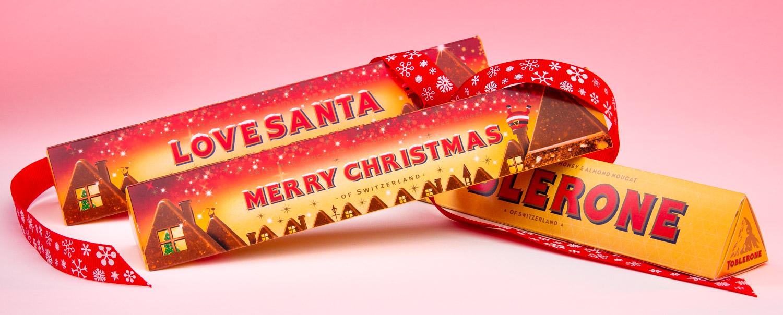 Send a Cuddly Toblerones Christmas