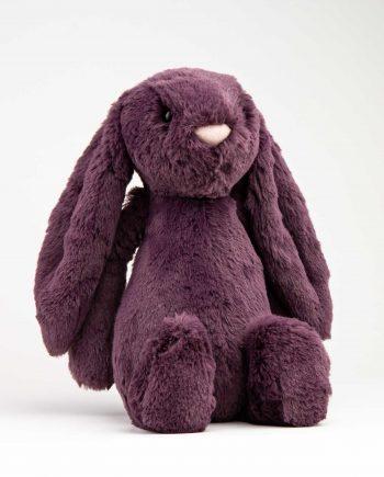 Jellycat Plum Bunny - Send a Cuddly
