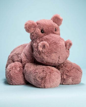 Jellycat Hippo large soft toy - Send a Cuddly