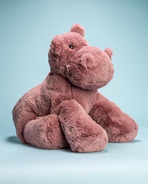 Jellycat Hippo large soft toy - Send a Cuddly